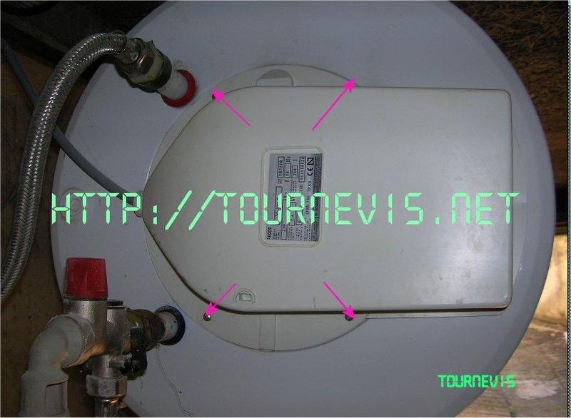 Tournevis d tartrer un chauffe eau lectrique - Detartrer un chauffe eau electrique ...