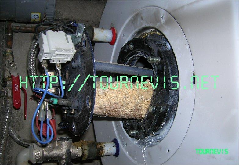 Tournevis d tartrer un chauffe eau lectrique - Vidanger un chauffe eau electrique ...